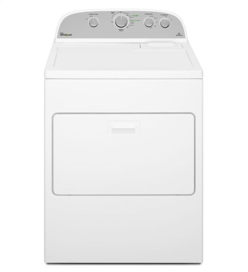 Used 7.0 cu. ft. High-Efficiency Gas Dryer with AccuDry Sensor Drying System