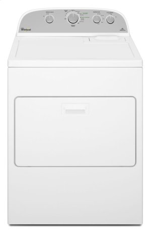 7.0 cu.ft Top Load Electric Dryer with Wrinkle Shield Plus Product Image