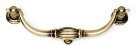 Tuscany Bail Pull A233-6 - Polished Antique