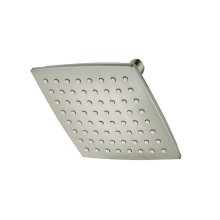Brushed Nickel Venturi Showerhead
