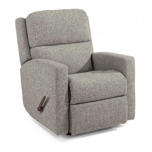 Chip Fabric Recliner