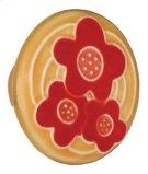 Large Round Ceramic Knob Product Image
