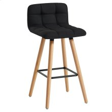 Rico 26'' Counter Stool, set of 2, in Black