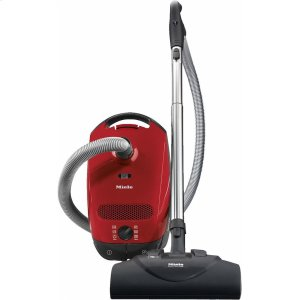 Miele Classic C1 Home Care Powerline - Sbcn0 Canister Vacuum Cleaners With Electrobrush For Thorough Cleaning Of Heavy-Duty Carpeting.