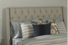 Churchill King/cal King Headboard - Dove Gray Fabric