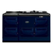 Dark Blue 4-Oven AGA Cooker (gas) Cast-iron range cooker