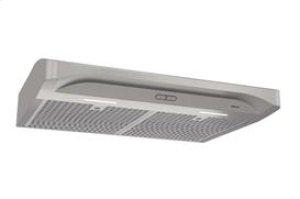 """Alta 36"""" 300 CFM 1.2 Sones Stainless Steel Range Hood"""