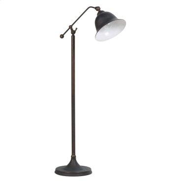 Casual Dark Bronze Lamp