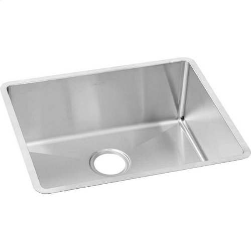 "Elkay Crosstown Stainless Steel 22-1/2"" x 18-1/2"" x 9"", Single Bowl Undermount Sink"