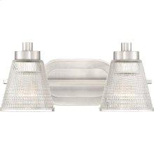 Ardmore Vanity Light in Brushed Nickel
