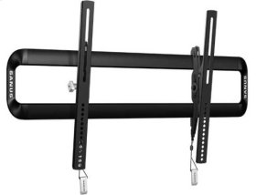 "Black Premium Series Tilt Mount For 51"" - 80"" flat-panel TVs up 125 lbs."