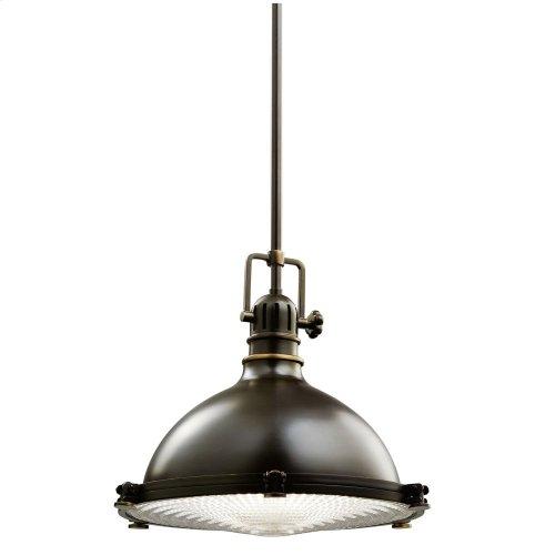 "Hatteras Bay 13"" 1 Light Pendant Olde Bronze®"