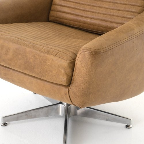Pampas Nut Cover Charles Chair