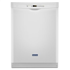 Powerful Dishwasher at Only 47 dBA - WHITE