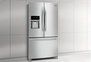 Floor Model Clearance! Frigidaire Gallery 21.9 Cu. Ft. Counter-Depth French Door Refrigerator