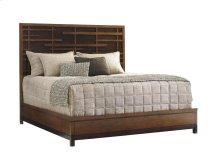 Queen Shanghai Panel Bed