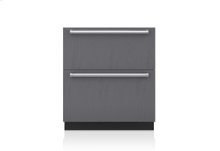 "30"" Designer Freezer Drawers with Ice Maker - Panel Ready"