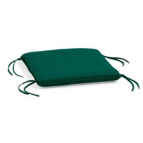 Siena Ottoman Cushion - Canvas Hunter Green