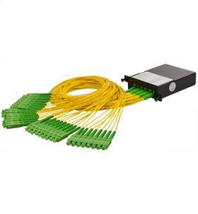 2x32 Splitter SC/APC Pigtails, 2m