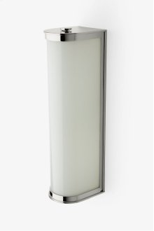Oriel II Wall Mounted Single Arm Sconce with Glass Shade STYLE: WWLT36
