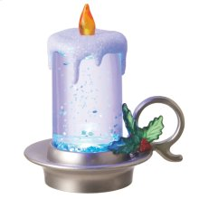 Lighted LED Candle Mini Shimmer.