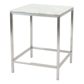 Marble Top(FRAME SOLD SEPARATELY), Shea End Table