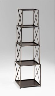 Small Surrey Etagere Bronze Product Image