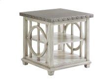 Lewiston Square Lamp Table