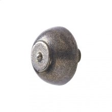 Dome Knob - CK238 Silicon Bronze Brushed