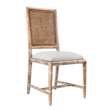 Aubrey Side Chair, Natural