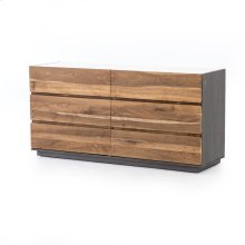 Holland Large Dresser-dark Smoked Oak
