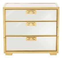 Soho Luxe Mirror Nightstand