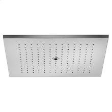 Ceiling-mount multifunction showerhead - Rainfall / Mist