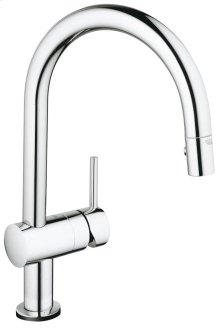 Minta Touch Single-Handle Kitchen Faucet