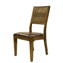Urban Rustic Side Chair