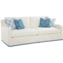 Halsey Slip Covered Sofa