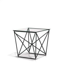 Diamond End Table