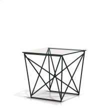 Diamond End Table