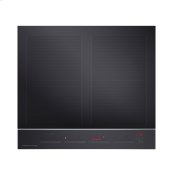 "Induction Cooktop, 24"", 4 Zones with SmartZone"