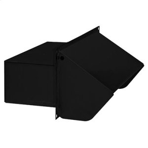 """Wall Cap for 3-1/4"""" x 10"""" Duct for Range Hoods and Bath Ventilation Fans"""