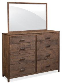 Sheffield Mule Chest Mirror