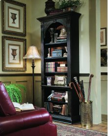Black Bookcase