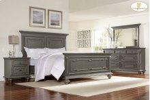 HOMELEGANCE 1866-1-9 Marceline Queen Bed, Dresser, Mirror, Night Stand & Chest Group