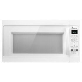 2.0 Cu. Ft. Over-the-Range Microwave with Sensor Cooking - white