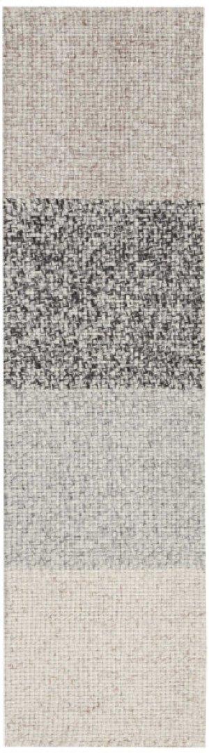 Tobiano Tob01 Blanket Blanket Rug 1' X 4'