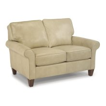 Westside Leather Loveseat