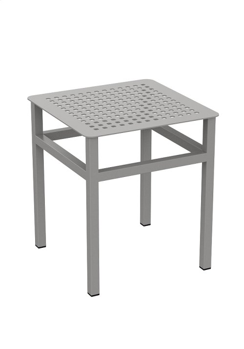 "Boulevard 16"" Square Tea Table"