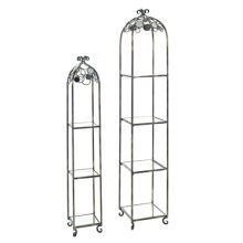 Reflections Etagere - Set of 2