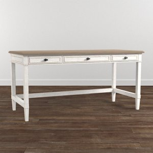 "Bassett FurnitureBella 64"" Writing Desk"