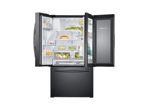 28 cu. ft. 3-Door french Door Food ShowCase Refrigerator